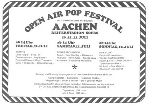 aachen Festival
