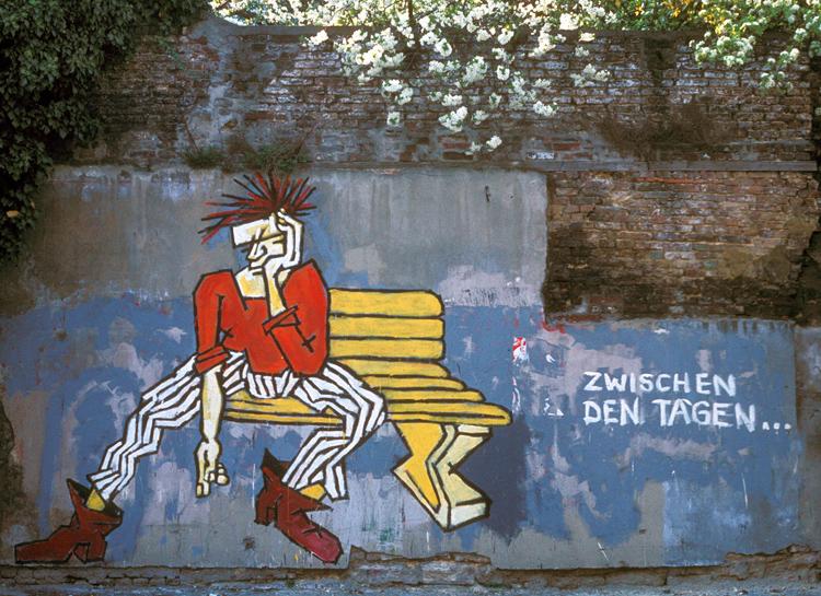 Klaus Paier, Aachener Wandmaler