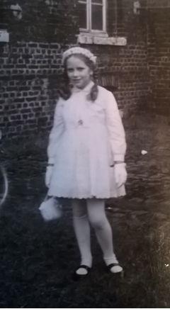 Meine Erstkommunion April 1964