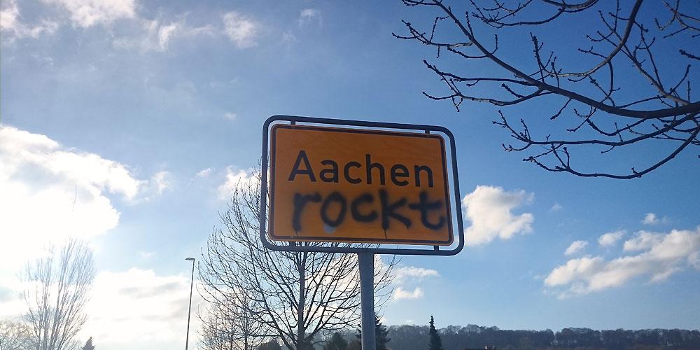 Aachen rockt